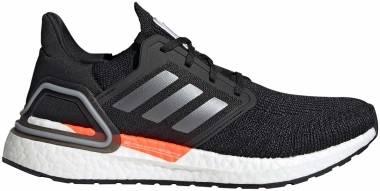 Adidas Ultraboost 20 DNA - Black/Iron Metallic/Carbon (FZ0174)