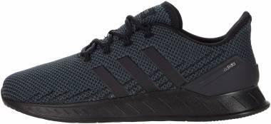 Adidas Questar Flow NXT - Core Black Core Black Grey Six (FY9559)
