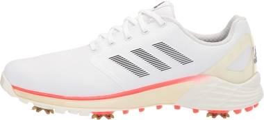 Adidas ZG21 - Footwear White/Core Black/Solar Red (H69228)