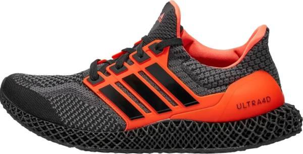 Adidas Ultra 4D 5.0 - Black/Black/Solar Red (G58159)