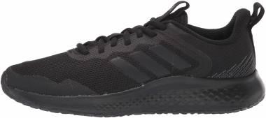 Adidas Fluidstreet - Black/Black/Grey
