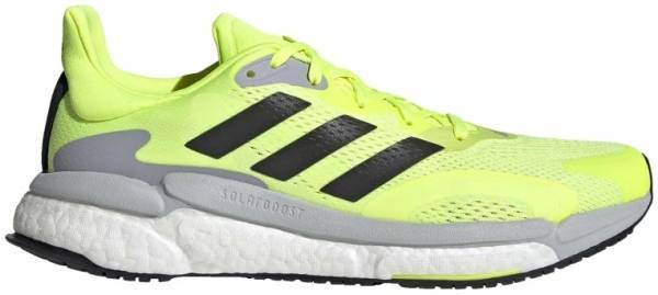 Adidas Solarboost 3 - Solar Yellow / Core Black / Halo Silver (FY0315)