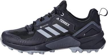 Adidas Terrex Swift R3 GTX - Core Black / Grey Three / Solar Red (FW2769)