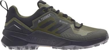Adidas Terrex Swift R3 GTX - Focus Olive / Core Black / Grey Five (GY5075)