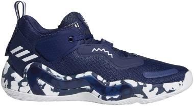 Adidas D.O.N. Issue #3 - Team Navy Blue-white-crew Navy (H67721)