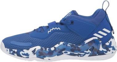 Adidas D.O.N. Issue #3 - Team Royal Blue/White/Victory Blue (H67718)
