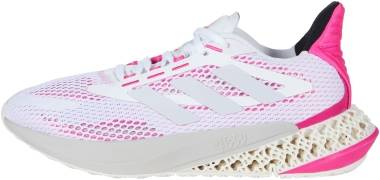 Adidas 4DFWD - Cloud White / Shock Pink / Grey One (Q46225)