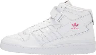 Adidas Forum Mid - White (G57984)
