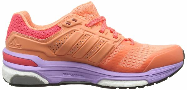Adidas Supernova Sequence Boost 8 woman orange