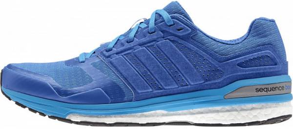 Adidas Supernova Sequence Boost 8 men blue (blue/blue/solar blue2 s14)