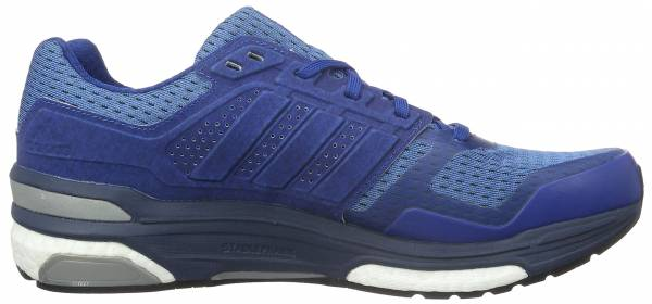 Adidas Supernova Sequence Boost 8 men blue (eqt blue s16/mineral blue s16/silver met.)