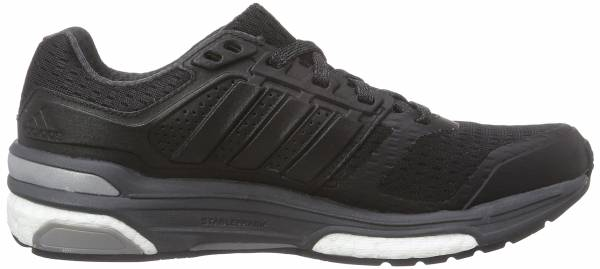 Adidas Supernova Sequence Boost 8 woman black (core black/core black/dgh solid grey)