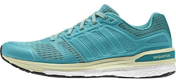 Adidas Supernova Sequence Boost 8 woman shock green/halo