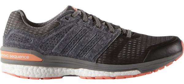 Adidas Supernova Sequence Boost 8 woman solid grey/solid grey/sun glow