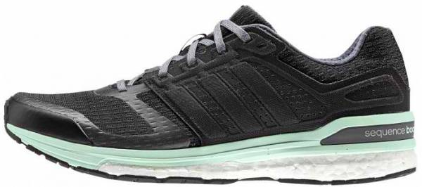 Adidas Supernova Sequence Boost 8 woman negro / gris / verde