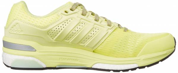 Adidas Supernova Sequence Boost 8 woman lima / plata / blanco