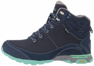 Ahnu Sugarpine II Waterproof Boot Ripstop - Insignia Blue