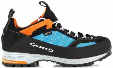 Aku Tengu Low GTX Mehrfarbig (Turquoise/Orange) Men