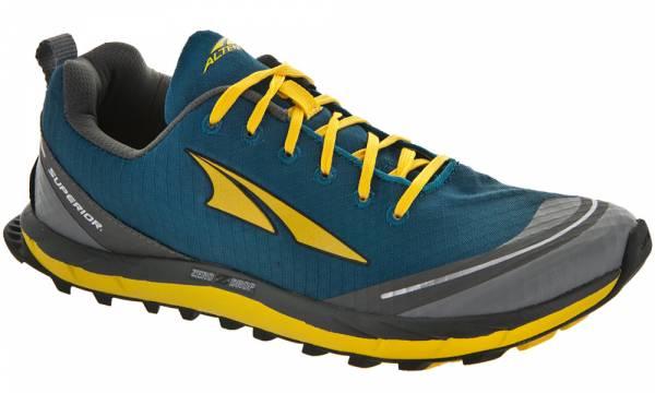 Altra Superior 2.0 men blue/canary