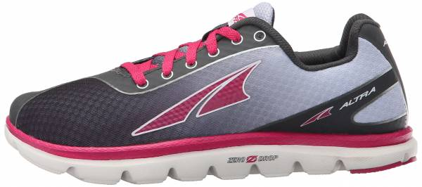 Altra One 2.5 woman raspberry