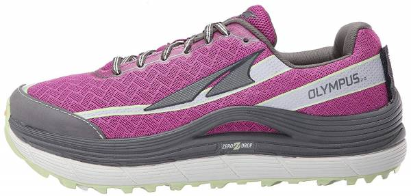 Altra Olympus 2.0 woman charcoal/peacock
