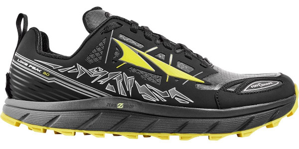 Altra Lone Peak 3.0 men black/yellow