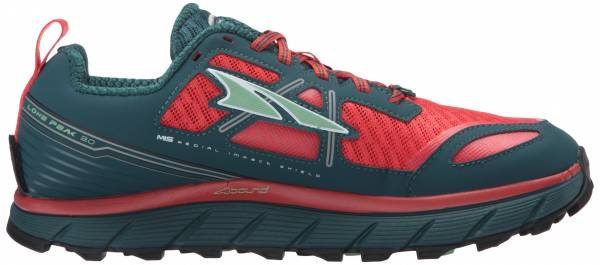 Altra Lone Peak 3.0 woman red/deep sea