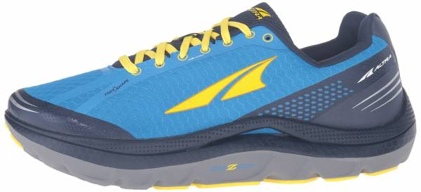 Altra Paradigm 2.0 men blue/yellow