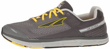 Altra Instinct 4.0 Gray/Yellow Men