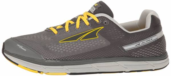 Altra Instinct 4.0 - Gray Yellow