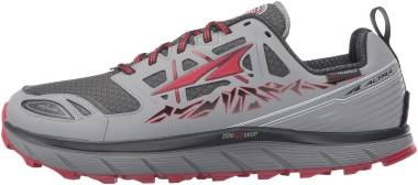 Altra Lone Peak 3.0 NeoShell Low - Gray/Red