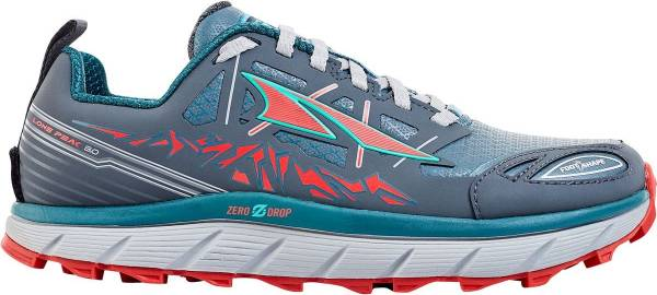 Altra Lone Peak 3.0 NeoShell Low - Gray/Blue (A2653LOW1)