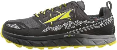 Altra Lone Peak 3.0 NeoShell Low - Black Yellow (A1653LOW3)