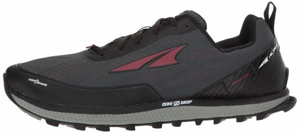 Altra Superior 3.5 Black/Red