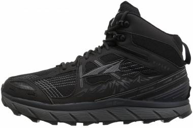 Altra Lone Peak 3.5 Mid Mesh Black Men