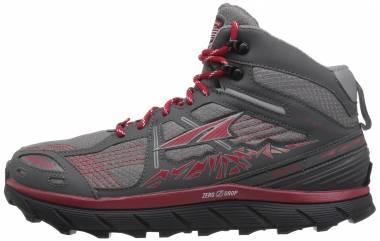 Altra Lone Peak 3.5 Mid Mesh Red Men