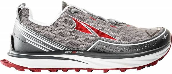 Altra Timp IQ Charcoal/Red