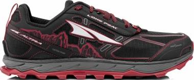 Altra Lone Peak 4.0 - Black Red (AFM1855F06)