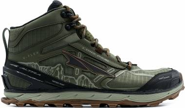 Altra Lone Peak 4.0 Mid Mesh - Ivy Green/Red Clay
