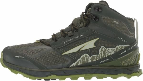 Altra Lone Peak 4.0 Mid RSM - Deep Forest