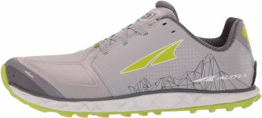 Altra Superior 4.0 - Gray Lime