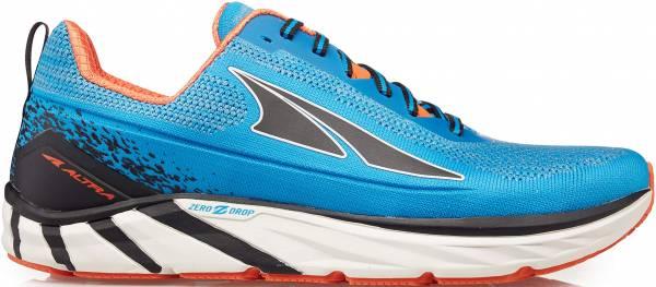 Altra Torin 4 Plush - Blue / Orange