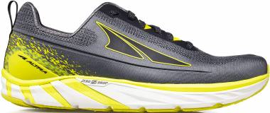 Altra Torin 4 Plush - Gray / Lime