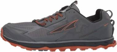 Altra Lone Peak 4.5 - Gray/Orange (AL0A4PE5280)