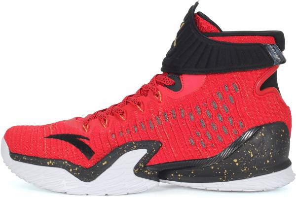 Anta KT 3  Red/Gold/White