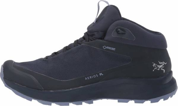 Arc'teryx Aerios FL Mid GTX - Black Sapphire - Binary (2473)