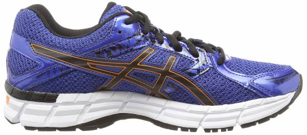 Asics Gel Oberon 10 Blue (Blue/Black/Orange 4290)