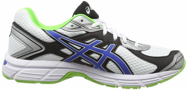 Asics Gel Pursuit 2 - Blanco White Blue Flash Green 142 (T4C4N0142)