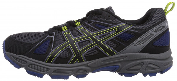 Asics Gel Tambora 4 men black (7990-charcoal/black/lime)