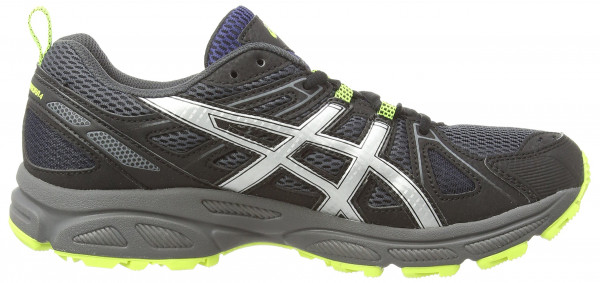 Asics Gel Tambora 4 men nero (black/silver/black 9093)